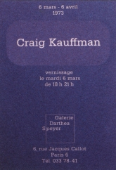kauffman_galerie-darthea-speyer_announcement_1973